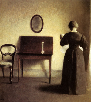 Hammershoi_vilhelm_a_lady_reading_i